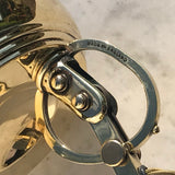 Early 20th Century Brass Desk Lamp - Detail View - 4