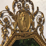 19th Century Gilt Mirror in the Adam Style - Detail View - 7