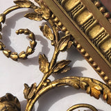 19th Century Gilt Mirror in the Adam Style - Detail View - 6