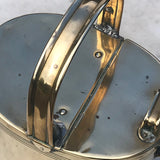 Victorian Brass Watering Can - Detail View - 3