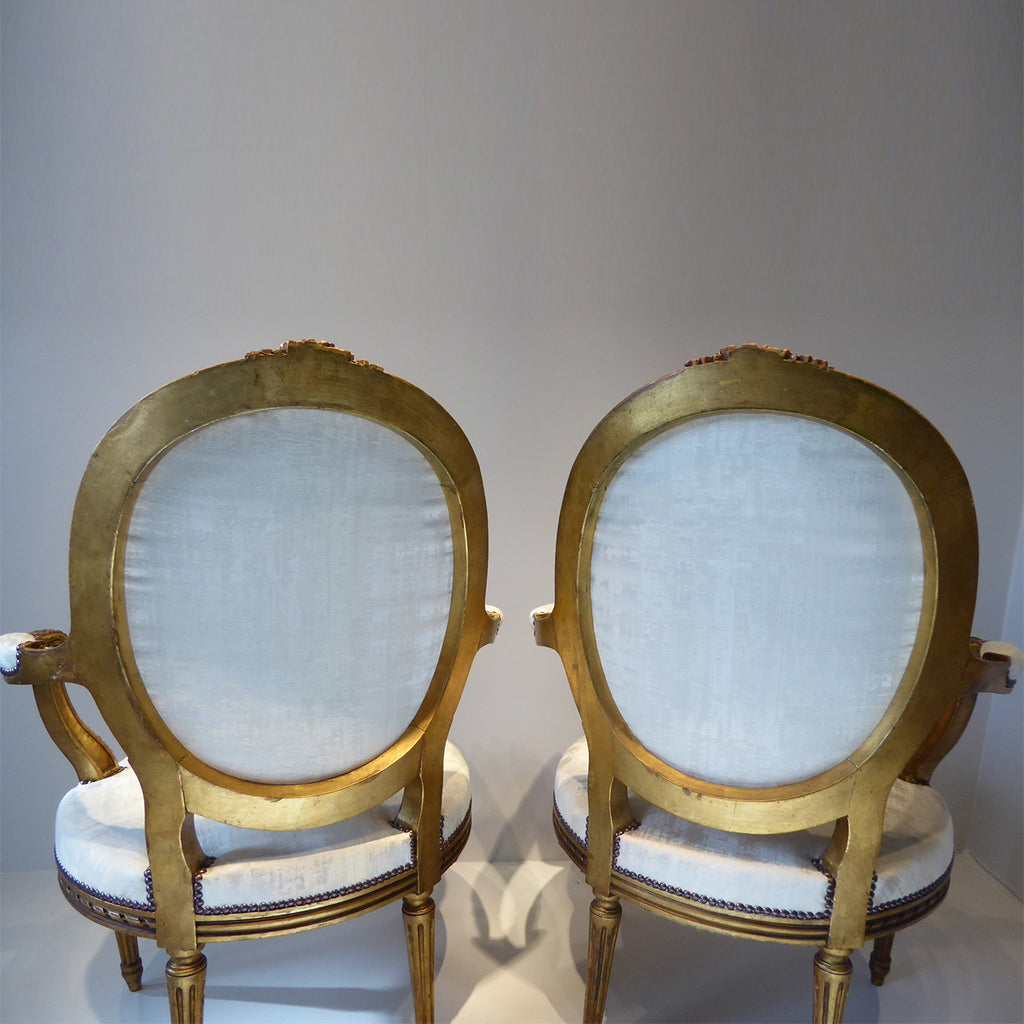 Pair of 19th Century French Chairs - Hobson May Collection - 4