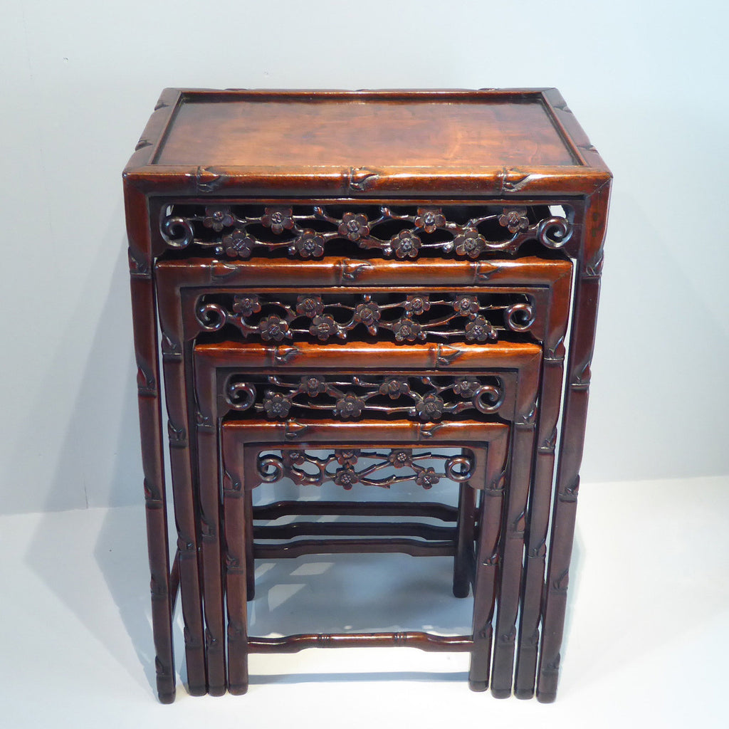 Quartetto of Chinese Tables - Hobson May Collection - 4