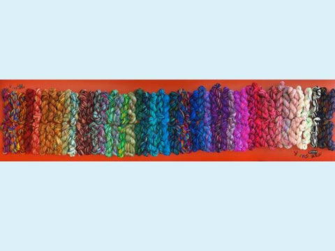 47 mini skein colouways