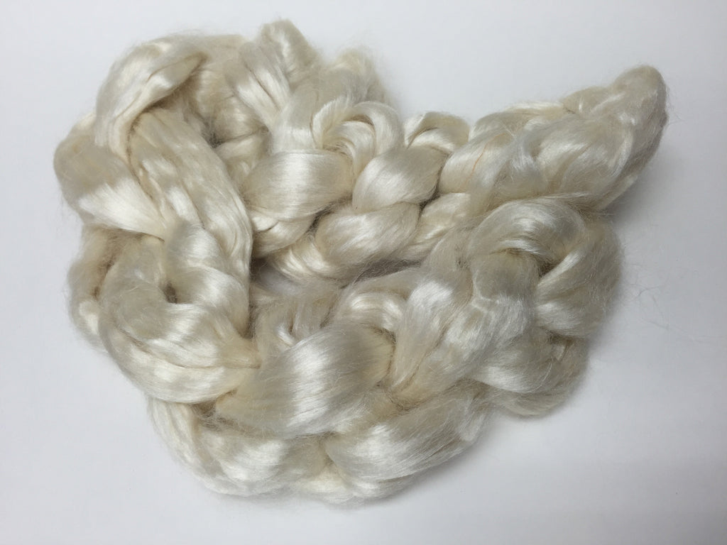 Tussah Silk Fibre for Spinning