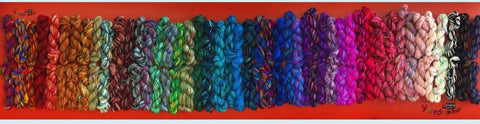 Mini-skeins sets of Jitterbug