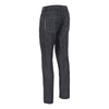Mens Slim Straight Jeans - Black Light One Wash