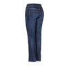 Womens Straight Cropped Jeans - Kyanos