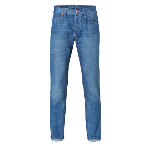 Mens Slim Straight Jeans - Harrow