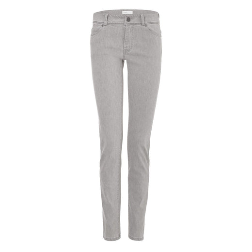 Womens Slim Jeans - Black Silver