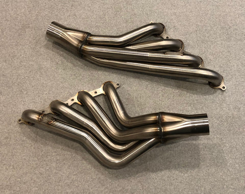 350Z / G35 LSx Swap Headers by Kooks