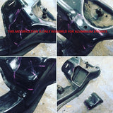 300ZX LSx Swap Air Conditioning Bracket