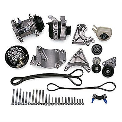 OEM GM CTS-V Accessory Drive Kit - With AC