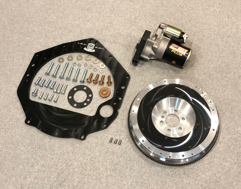370Z and 350Z HR LSx Transmission Adapter