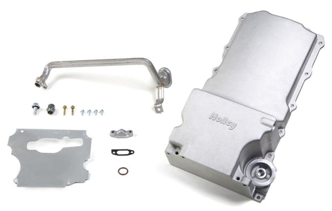 Xterra / Frontier LSx Swap Oil Pan Kit (Rear Wheel Drive)
