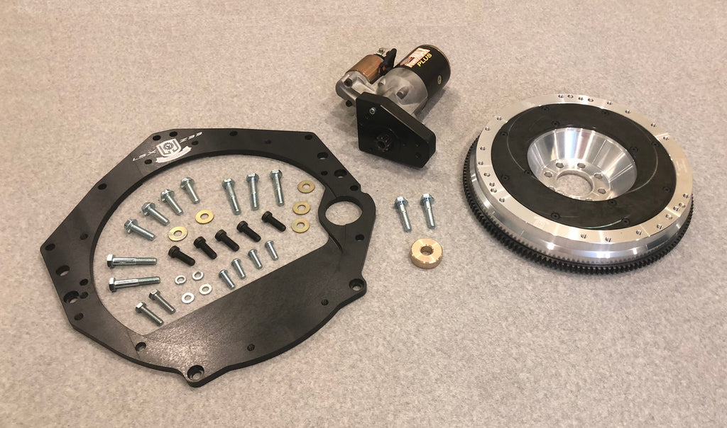 350Z DE LTx Transmission Adapter