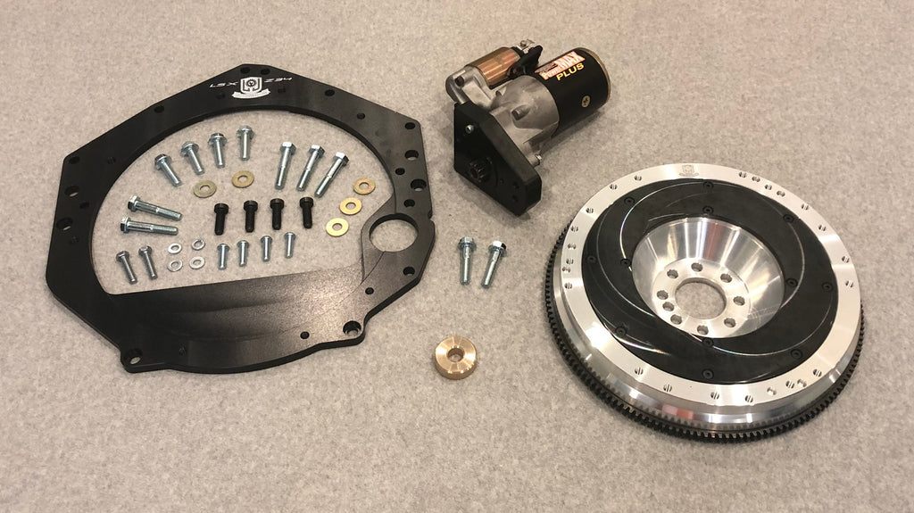 370Z and 350Z HR LTx Transmission Adapter