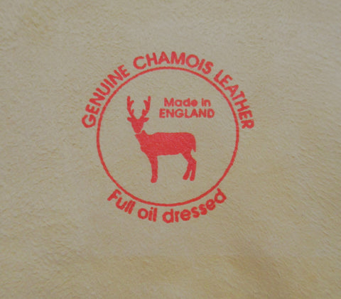 Chamois Quality Giant 5 SqFt with Red Deer Transfer