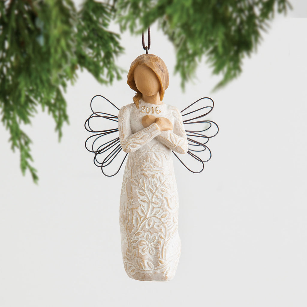 2016 Ornament - Willow Tree®