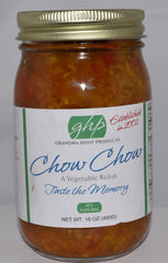 Chow Chow Vegetable Relish