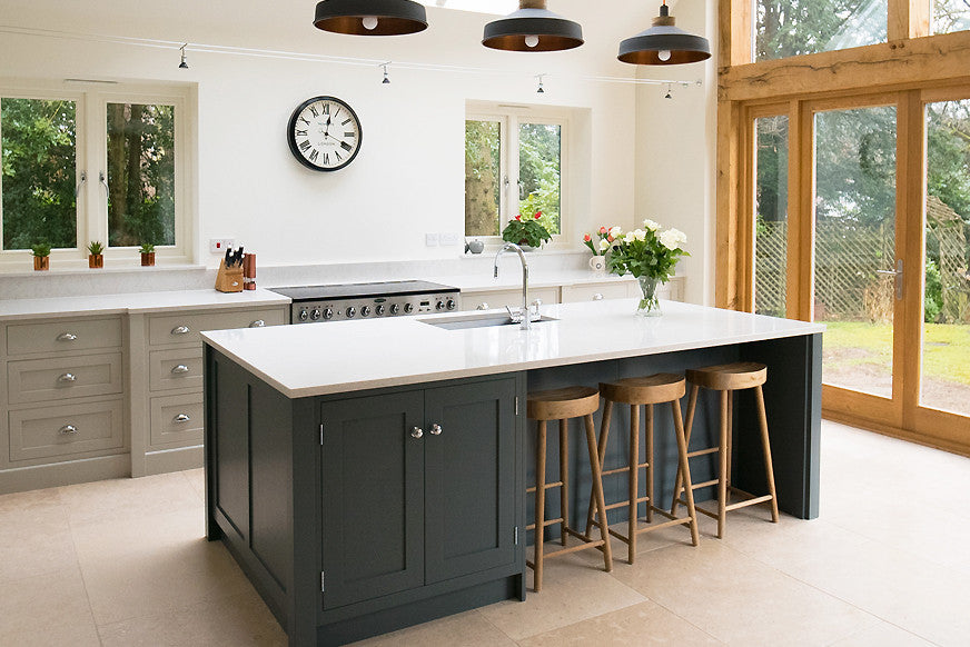 bespoke design allows your perfect home to have its unique kitchen - Shaker Kitchen