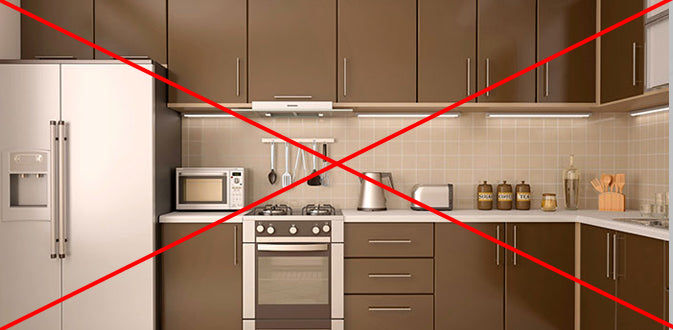 bad kitchen design