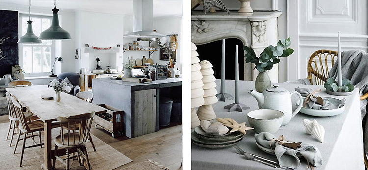 Hygge Kitchens Scandinavian Style Trend Ideas The White
