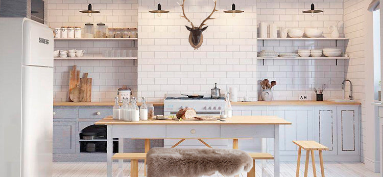 Hygge kitchens