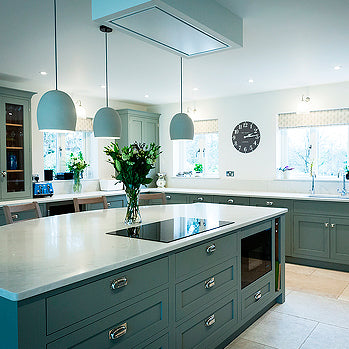 Sage Green Shaker Kitchen