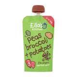 Ella's Kitchen Peas Broccoli + Potatoes - 120g