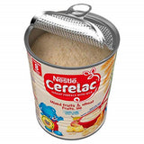 Nestle Cerelac Mixed Fruits & Wheat With Milk - 400g (Imported)