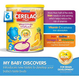 Nestle Cerelac Wheat & Fruits - 400g (Imported)