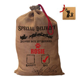 Pet Personalised Gift Sack