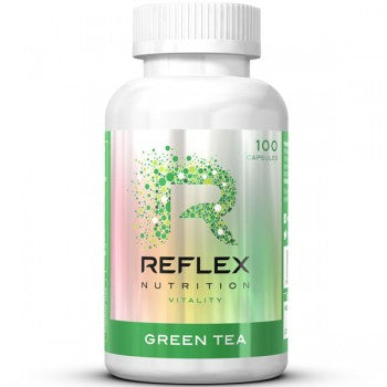 REFLEX GREEN TEA 100 Caps