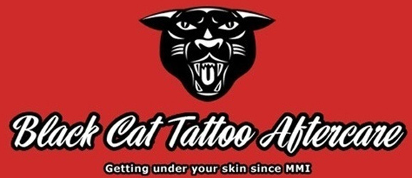 Black Cat Tattoo Aftercare