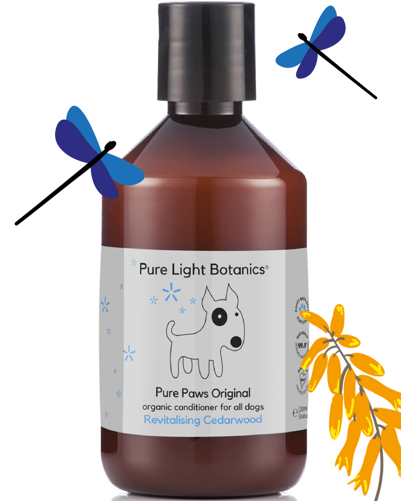 'Pure Paws' Original Organic Dog Conditioner 250ml
