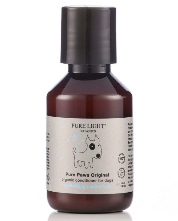'Pure Paws' Original Organic Dog Conditioner (100ml) - Pure Light Botanics