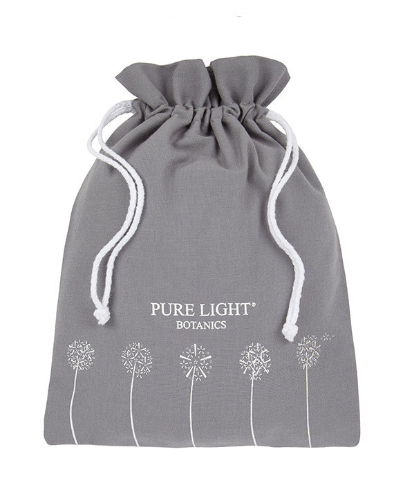 Luxury Cotton Gift Bag - Pure Light Botanics