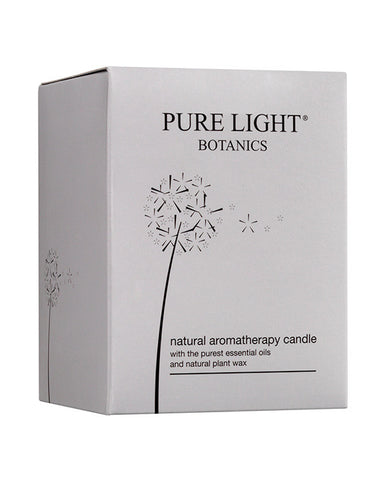 Calming Lavender Flower Candle - Pure Light Botanics