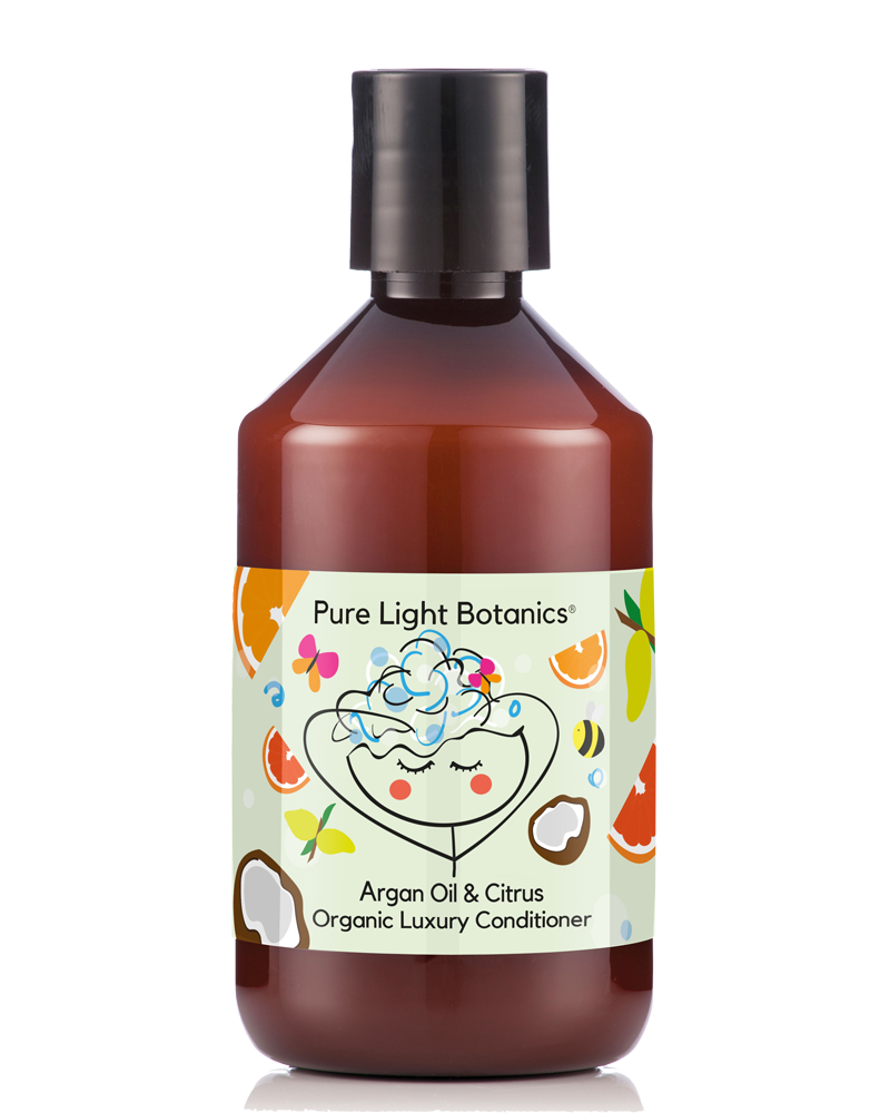 Argan Oil & Citrus Organic Luxury Conditioner 250ml
