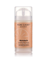 Mandarin Soothing Body Gel - Pure Light Botanics