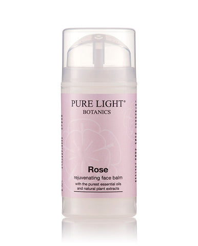 Rose Rejuvenating Organic Skin Care Gift Bag (3x100ml) - Pure Light Botanics