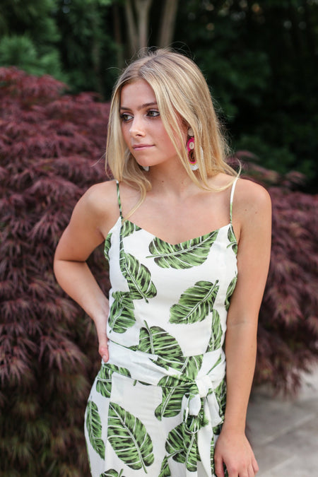 California Love Tube Top - Mint