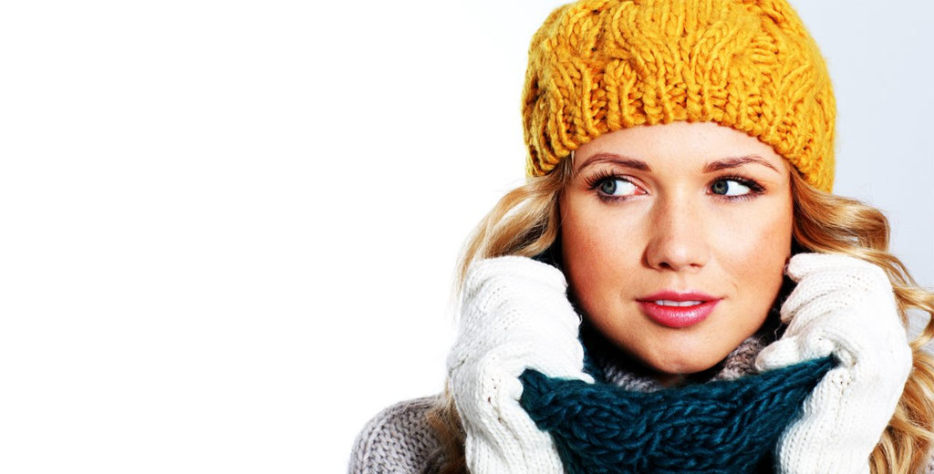 9 Ways Winter Affects Your Skin