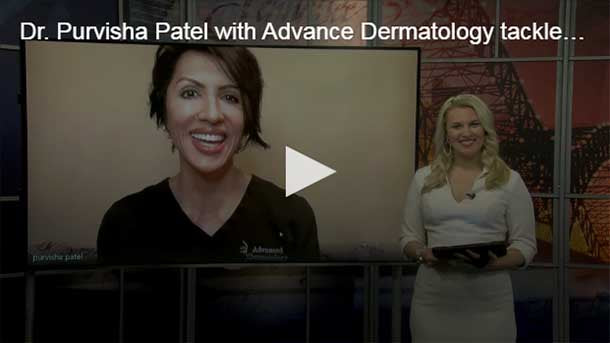 Dr. Purvisha Patel with Advanced Dermatology tackles COVID-19 | Part Two