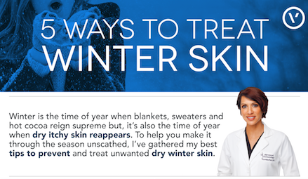 Dr. Patel's Ways to Treat Winter Skin