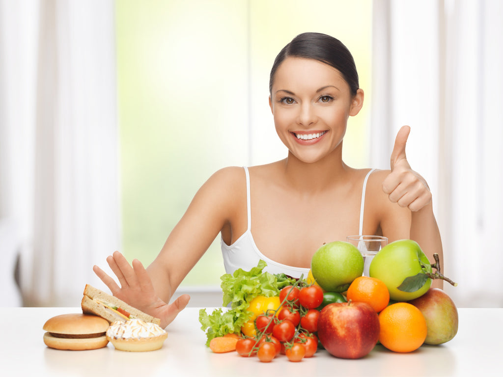 Healthy Eating Will Show In Your Skin