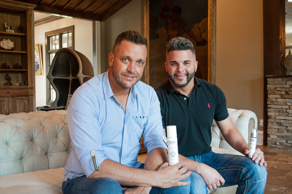 Visha Skincare Power Couple: Meet Jeremy and Matthew