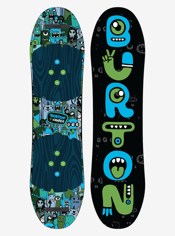 Burton - Youth Burton Chopper Flat Top Snowboard