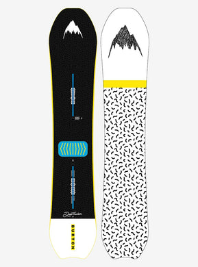 2019 Men's Burton Deep Thinker Snowboard Demo