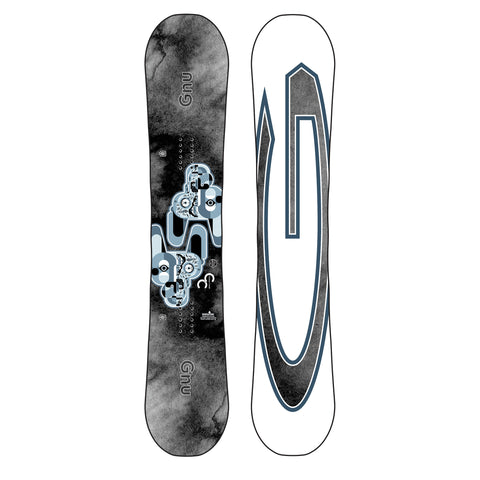 GNU CARBON CREDIT MEN'S SNOWBOARD 2021